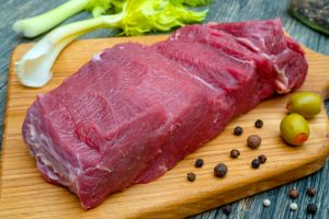6 ounce of steak from a lean beef provides 52% of iron