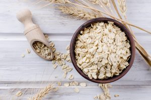 Whole grains in the diet lose more belly fat