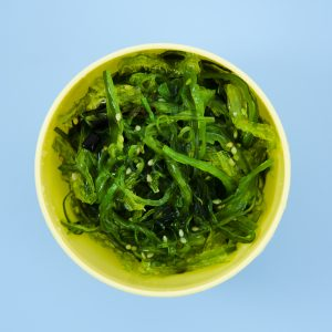 Seaweed contains high levels of iodine which is crucial in supporting a healthy thyroid and considered as one of the detox foods