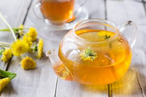 Dandelion tea is one of the best detox drinks to cleanse your system