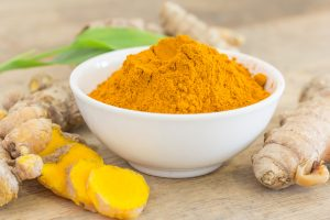 Turmeric offers great support to the digestive tract