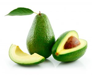Avocado tops the list of foods that burn belly fat fast
