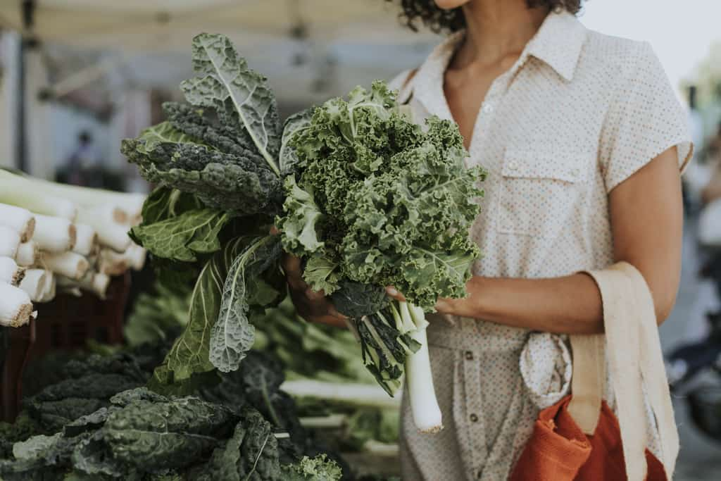 kale low calorie for weight loss