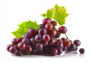 Grapes contain low levels of calories and are fat-free that helps lose weight fast