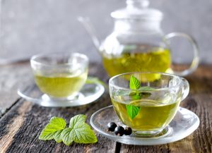 Green tea helps to lose weight fast and also keep disease well away