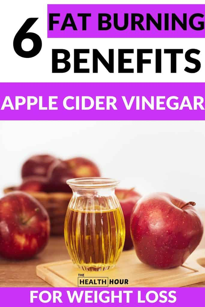 6 Benefits Of Apple Cider Vinegar For Faster Weight Loss