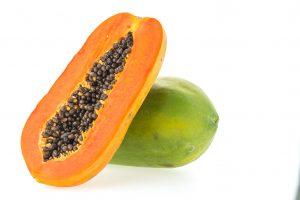 papaya zero calorie for weight loss