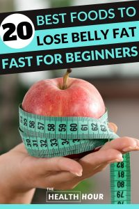9. The Best 20 Foods That Really Burn Belly Fat