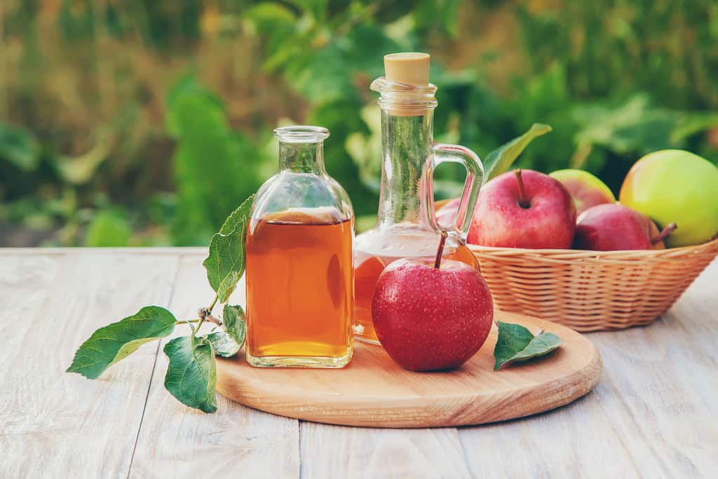 6 Amazing Benefits of Apple Cider Vinegar For Faster Weight Loss
