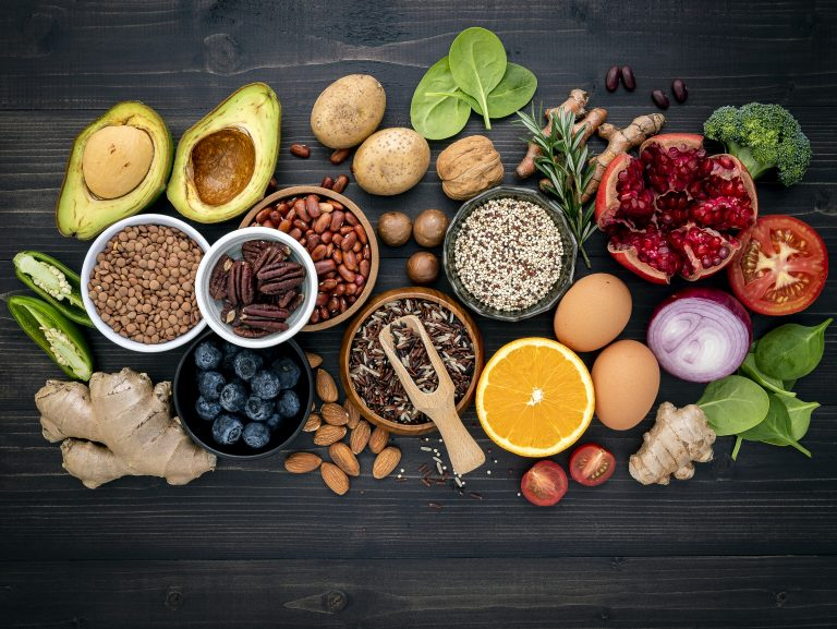 Top 30 Amazing Superfoods To Help With Your Weight Loss