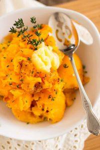 Oven Roasted Butternut Squash is a tasty and versatile side dish that goes good with just about anything