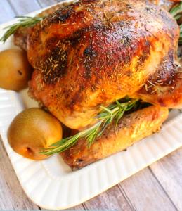 The Moist Thanksgiving Turkey