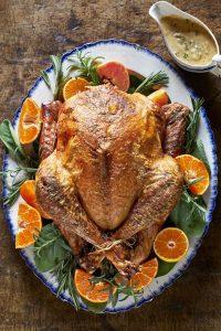 Seasoned Roasted Turkey