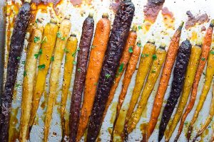 Make Ahead Honey Roasted Carrots