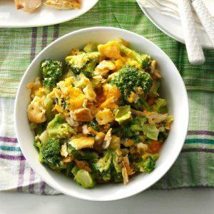 Slow-Cooked Broccoli