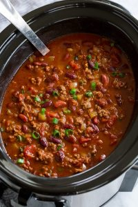 Best Slow Cooker Chili