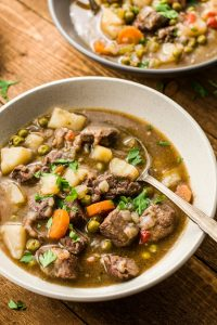 Crockpot Thick and Chunky Beef Stew