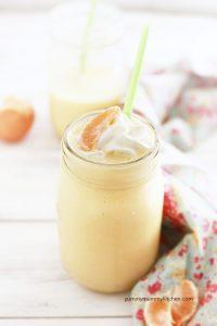Orange Protein Shake