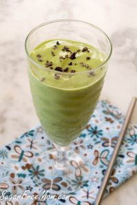 Green Mint Low Crab Protein Shake