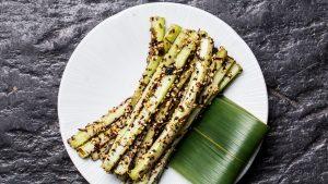 Thanksgiving Appetizer Kombu Celery