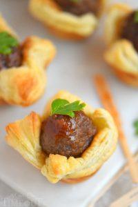 Slow Cooker Cranberry Orange Meatballs