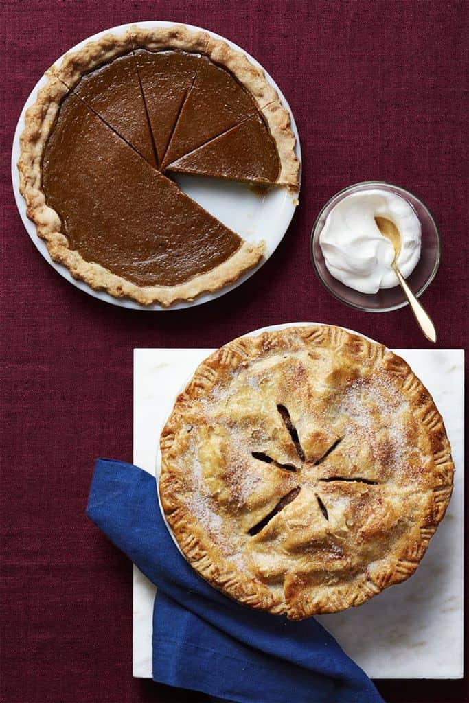 Thanksgiving Dessert Pumpkin Pie