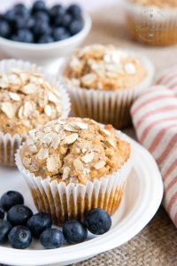Sweet Potato Muffins is one of the good Vegan Thanksgiving Ides