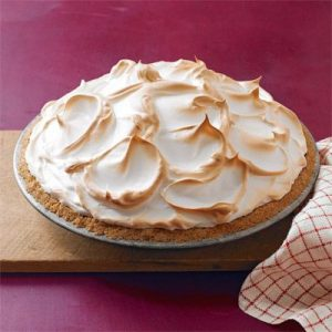 Browned Butter Butterscotch Meringue Pie