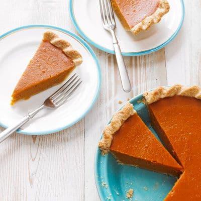 Thanksgiving Dessert Sweet Potato Pie