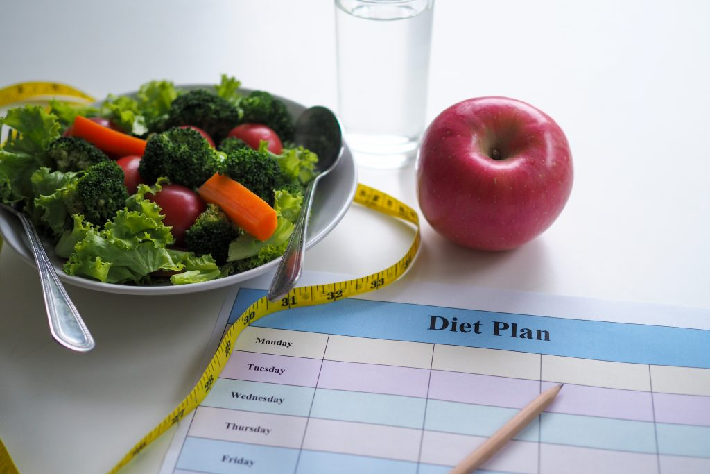 Healthy foods for intermittent fasting