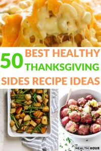 20. 50 Best Healthy Thanksgiving Sides Recipes Ideas