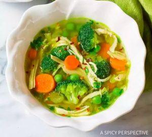 Chicen Detox Soup