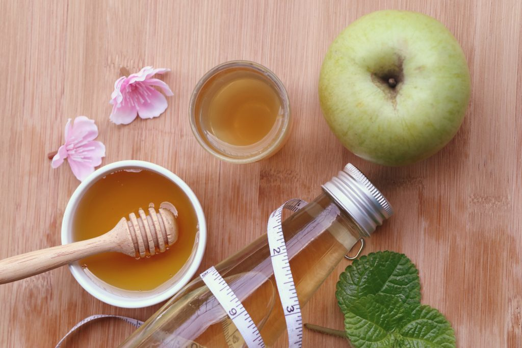 How to Lose Weight Quick With Apple Cider Vinegar