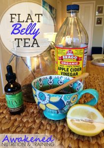Flat Belly Tea to loss weight