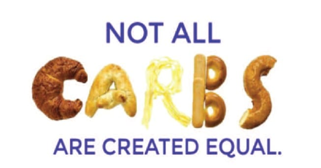 Not All Carbs